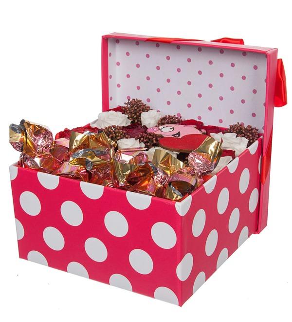 Подарочная коробка Алая заря – фото № 4