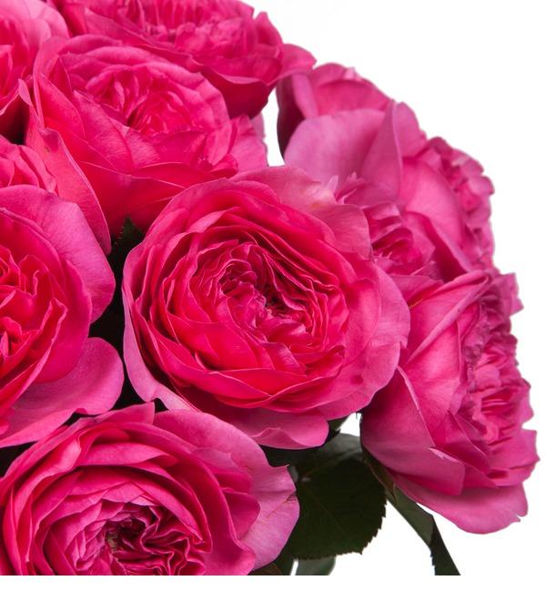 Букет из пионовидных роз Баронесса (7,9,15,25,35 или 51) – фото № 4