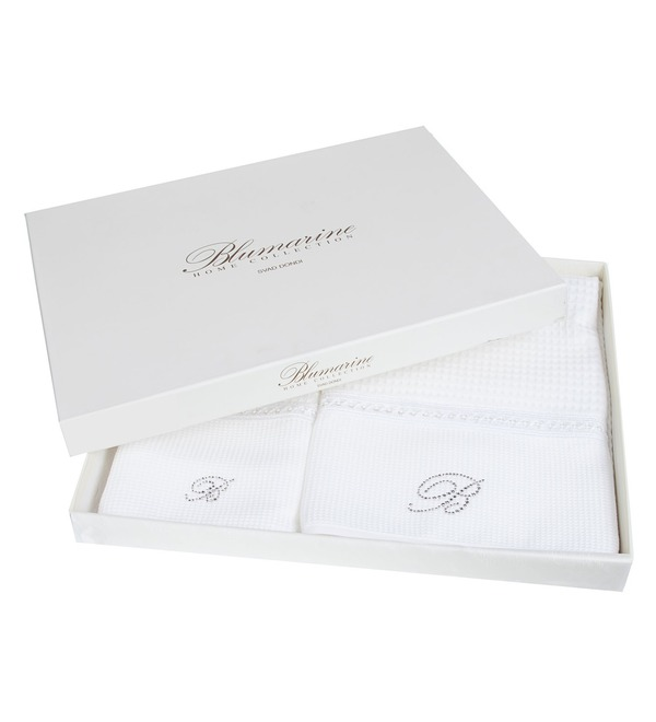 Set of 2 Blumarine towels – photo #3