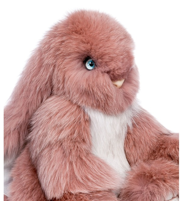 Toys made of natural fur Hare (55 cm) – photo #2
