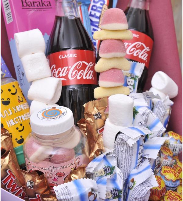 Продуктовый букет сладостей Сластена – фото № 2