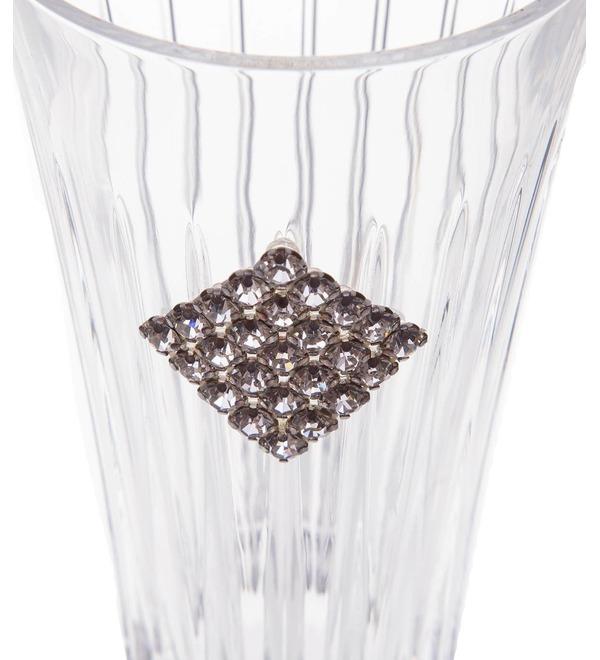 Набор из 2-х бокалов для шампанского Regina Rombo – фото № 3
