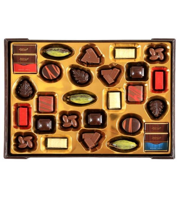 Набор шоколадных конфет Сокровище Премиум – фото № 3