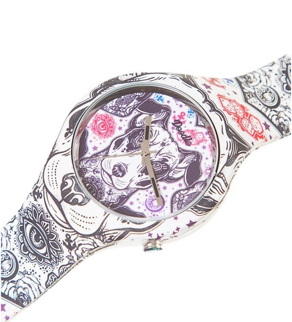 Часы Doodle Терьер – фото № 3