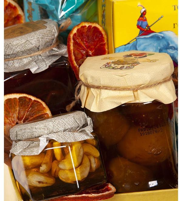 Подарочная коробка Индийский чай – фото № 3