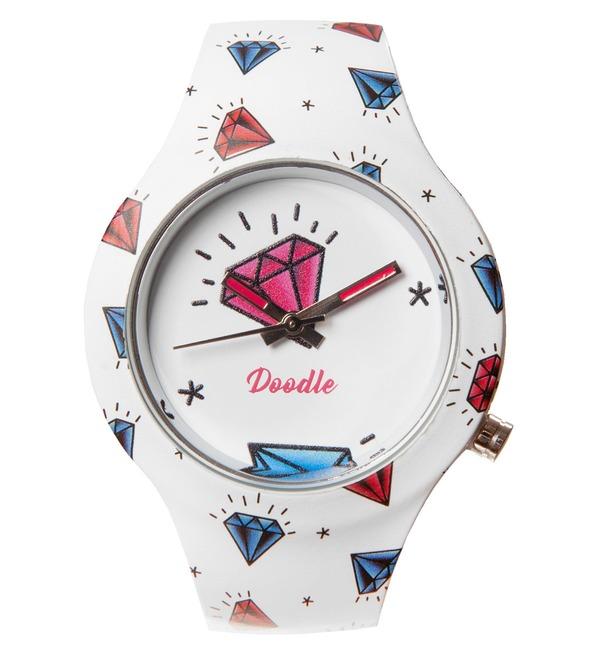 Часы Doodle Бриллианты – фото № 1