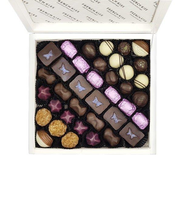 Конфеты ручной работы из бельгийского шоколада Почетный триумф – фото № 2