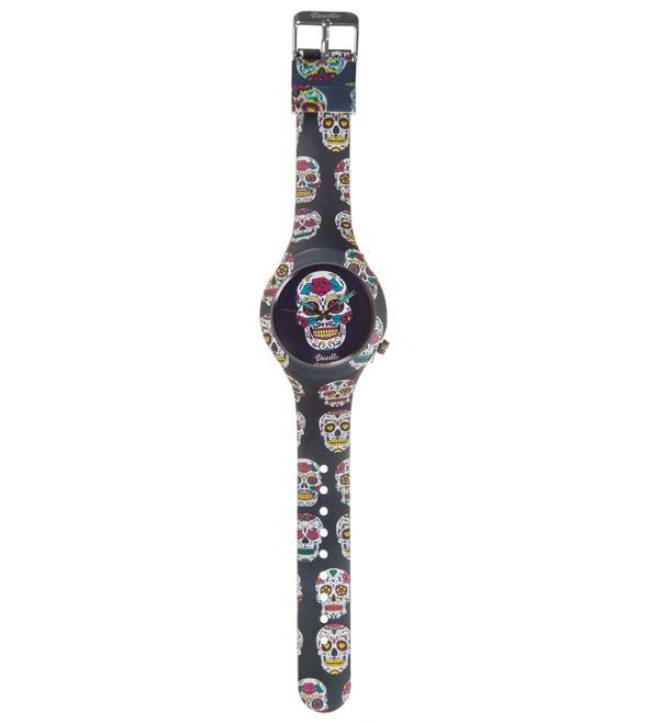 Часы Doodle Калавера – фото № 3