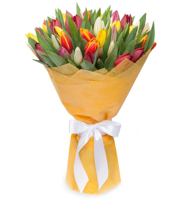 Bouquet of tulips Like it all (31 or 51) – photo #2