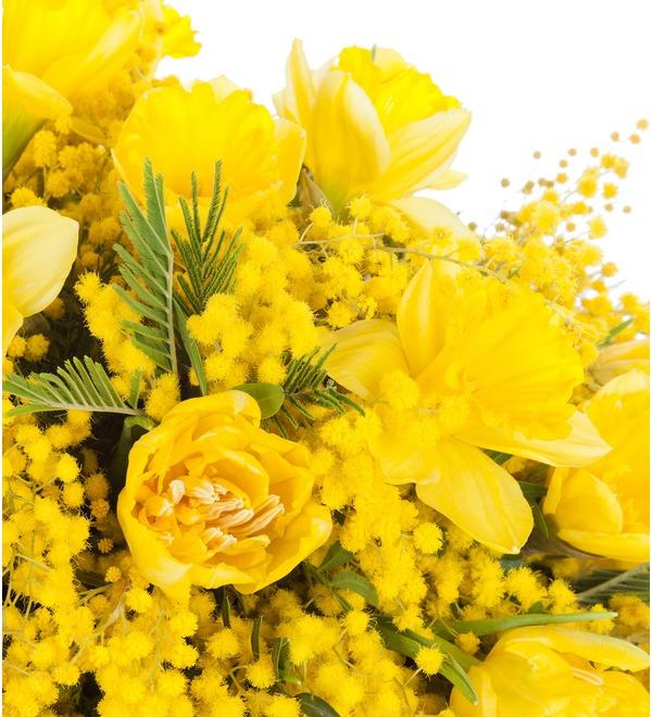 Букет-дуэт Подарок весны – фото № 2