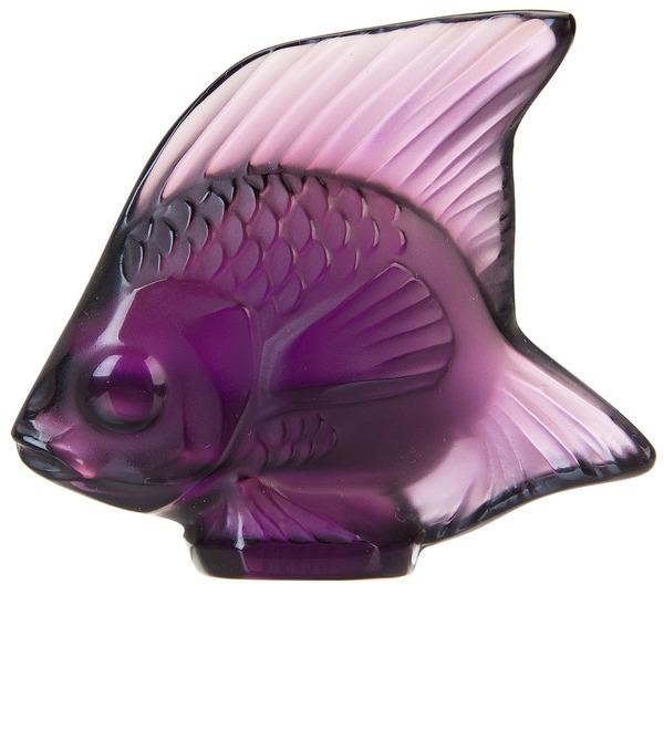 Хрустальная статуэтка Рыбка (LALIQUE, Франция) – фото № 1