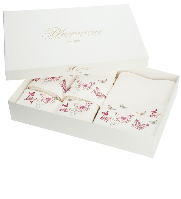 Set of 5 towels Blumarine The mood of the summer – photo #4