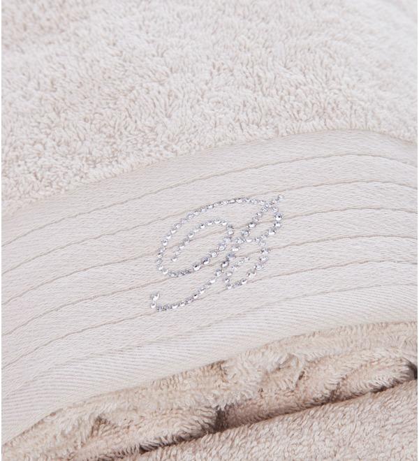 Подарочный набор из 5-ти полотенец+коврик для ванной Blumarine – фото № 2