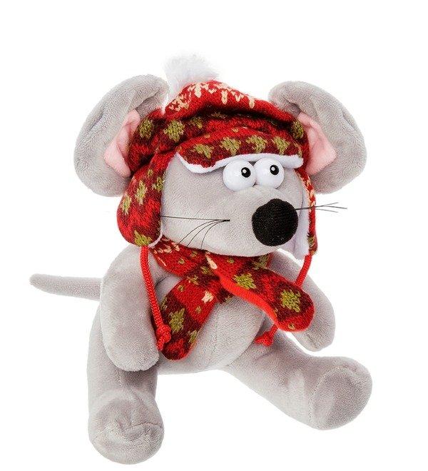 Мягкая игрушка Мышь – фото № 3