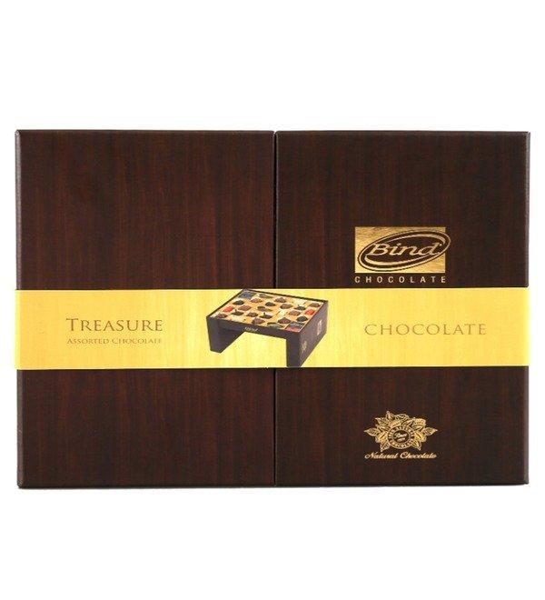Набор шоколадных конфет Сокровище Премиум – фото № 2