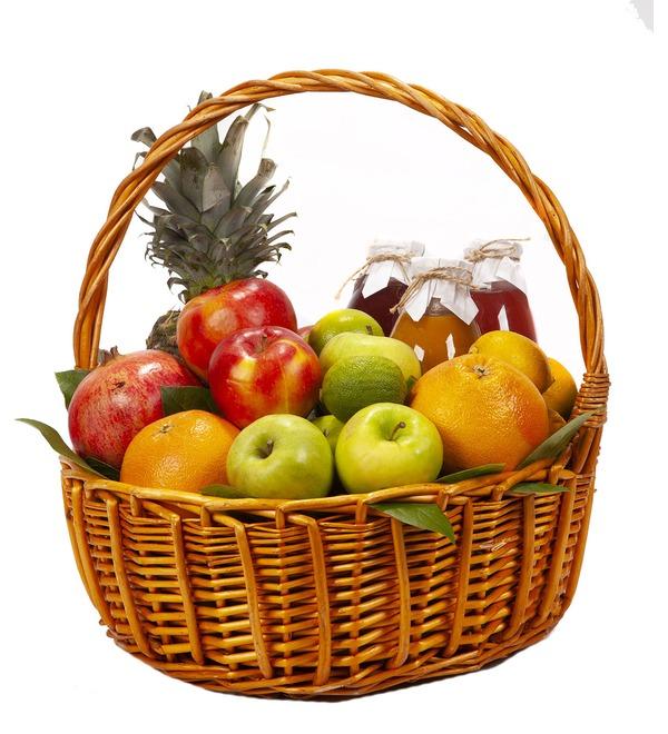 Подарочная корзина Нужные витамины – фото № 4