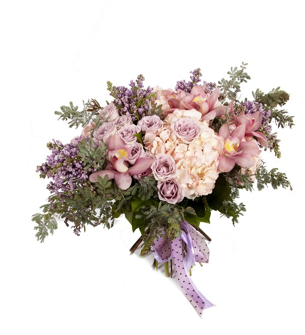 Bouquet-quartet Solfeggio – photo #5