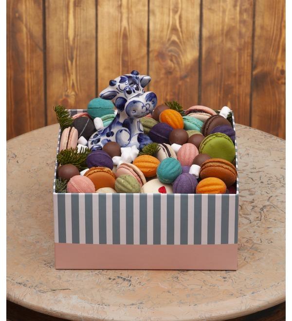 Большая подарочная коробка Сладкого года! – фото № 1