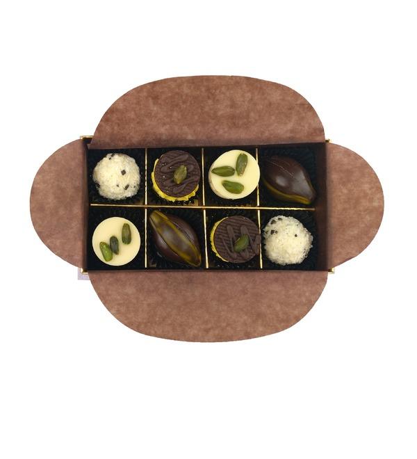 Конфеты ручной работы из бельгийского шоколада Венсе – фото № 2