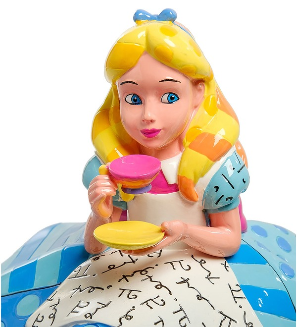 Figurine Alice in Wonderland (Disney) – photo #2