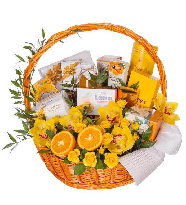Gift basket Gold – photo #5