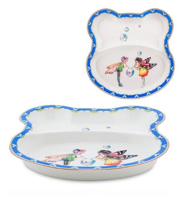 Набор посуды из 2х предметов Эльф (Buona Elf Pavone) – фото № 2