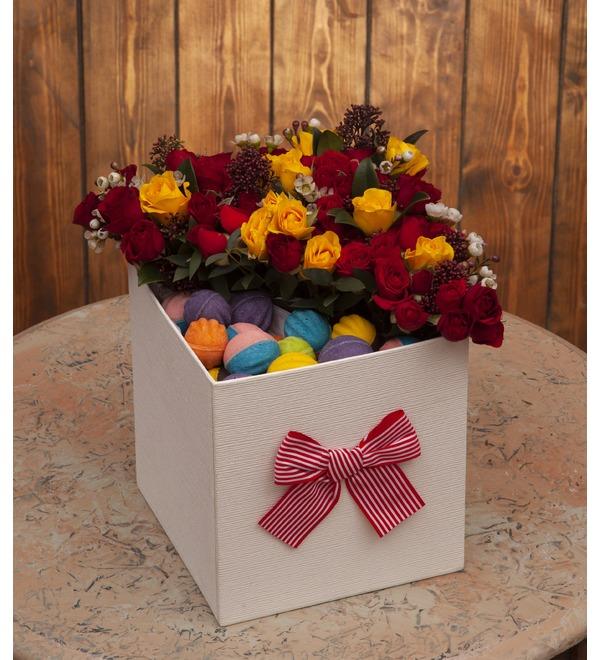 Подарочная коробка Сладкие мгновения – фото № 1
