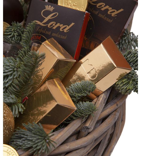 Подарочная корзина Блеск декабря – фото № 2