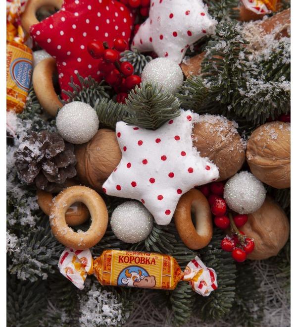 Подарочное кашпо Год белого Быка – фото № 2