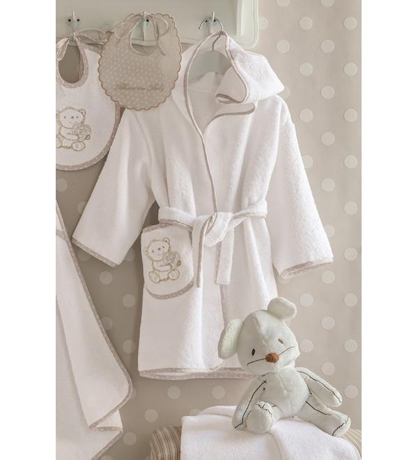 Детский халат Ласковый мишка Blumarine – фото № 1