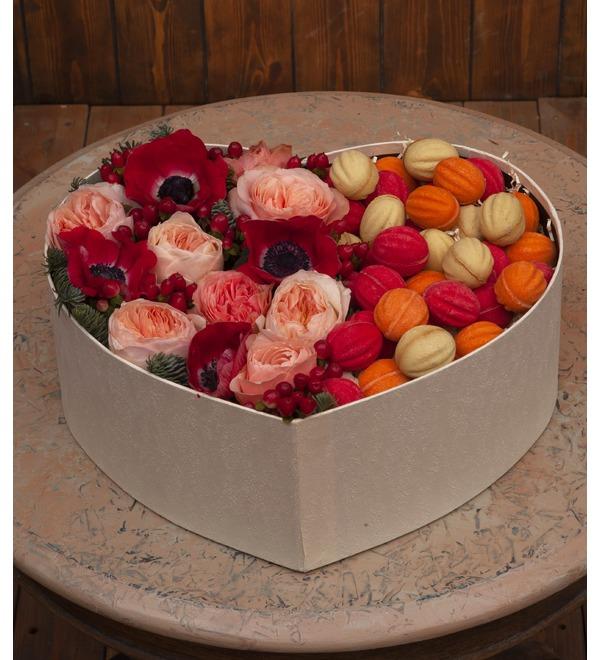 Подарочная коробка Страстная любовь – фото № 1