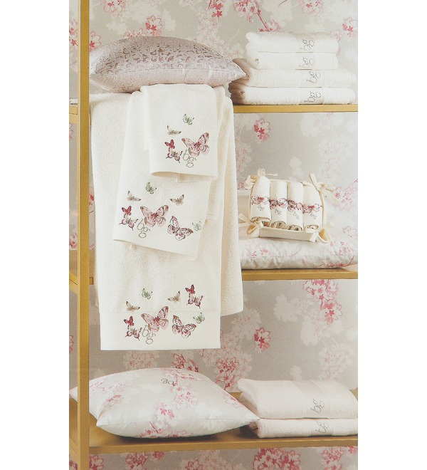 Set of 5 towels Blumarine The mood of the summer – photo #1