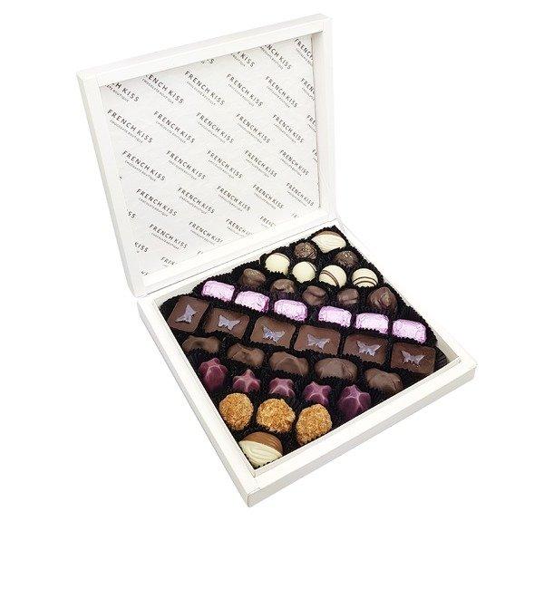 Конфеты ручной работы из бельгийского шоколада Почетный триумф – фото № 1