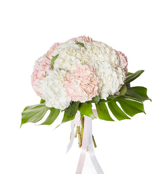 Bouquet of multi-colored hydrangeas (9, 13 or 25) – photo #5