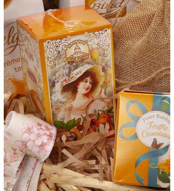 Подарочная корзина Сладкая карамель – фото № 3