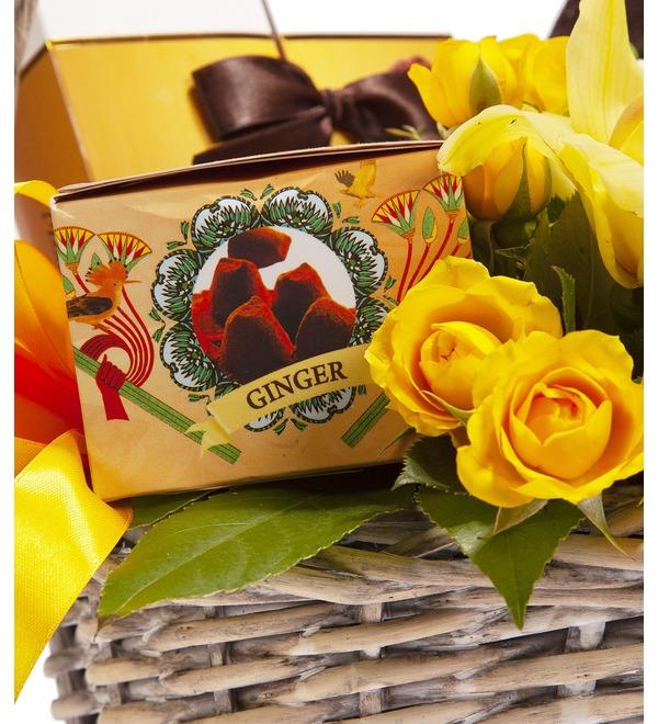 Подарочная корзина Музыкальное поздравление – фото № 2