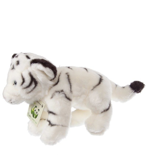 White Tiger WWF soft toy (25 cm) – photo #3