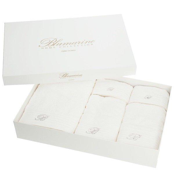 Set of 5 towels Blumarine – photo #1