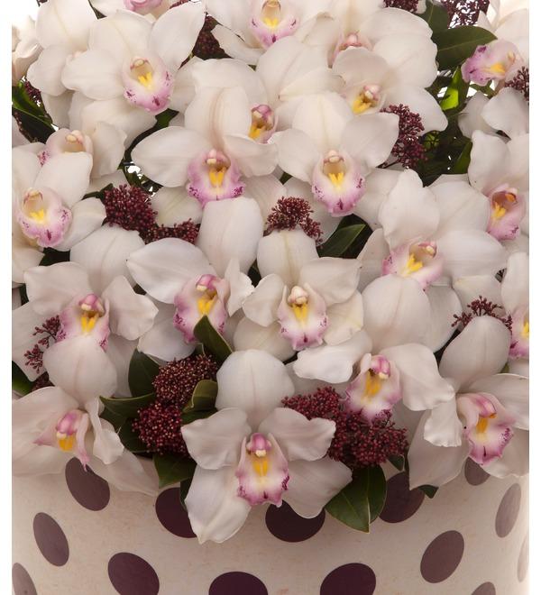 Композиция Экзотические орхидеи – фото № 3