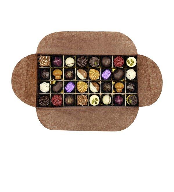 Конфеты ручной работы из бельгийского шоколада Монтиньи – фото № 2