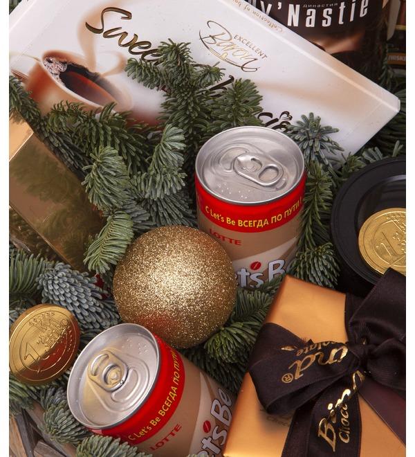 Подарочная корзина Блеск декабря – фото № 3