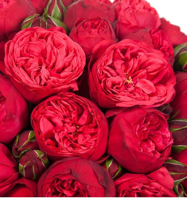 Букет из пионовидных роз Piano – фото № 3