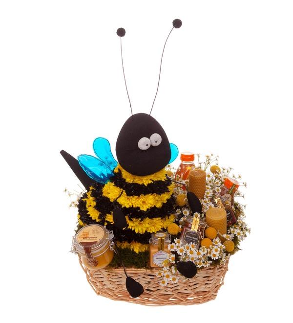Gift basket Funny bee – photo #5