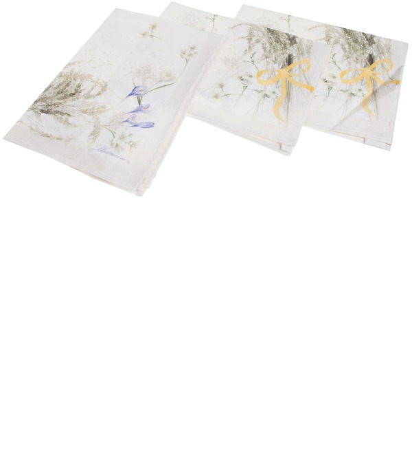 Set of 3 x Blumarine towels – photo #2