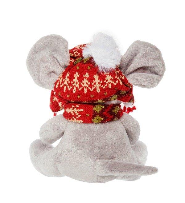 Мягкая игрушка Мышь – фото № 2