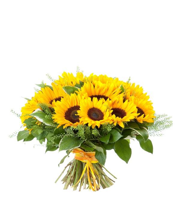 Bouquet Sunflowers – photo #2