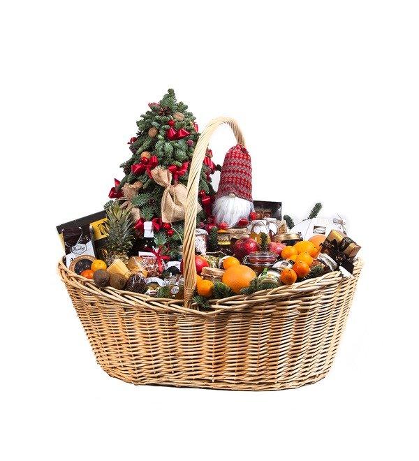 Подарочная корзина Новогодний пир – фото № 5