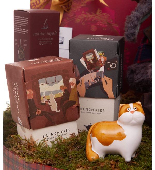 Подарочная коробка Под зонтом – фото № 3