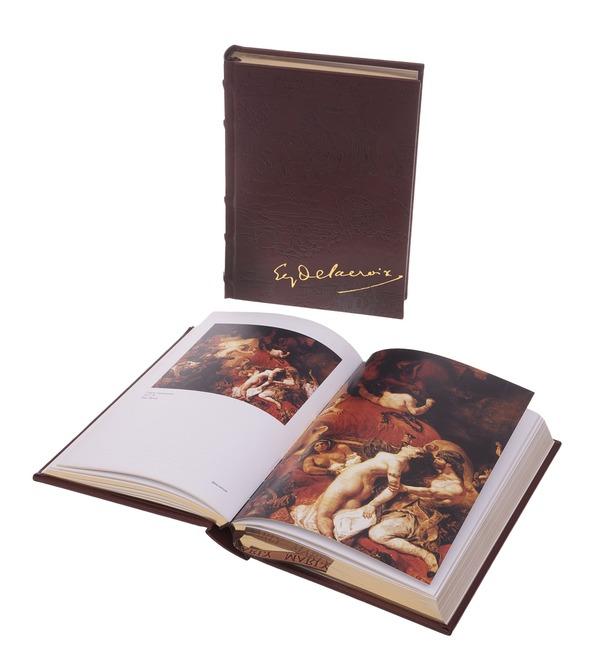 Подарочный набор Э.Делакруа Дневник в 2х томах – фото № 4