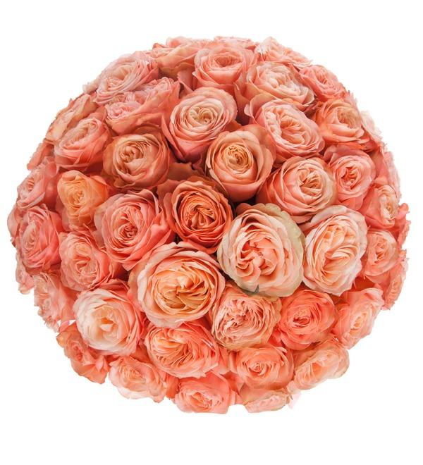 Букет эксклюзивных роз Kahala (51 или 101 роза) – фото № 3